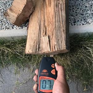 薪の含水量計